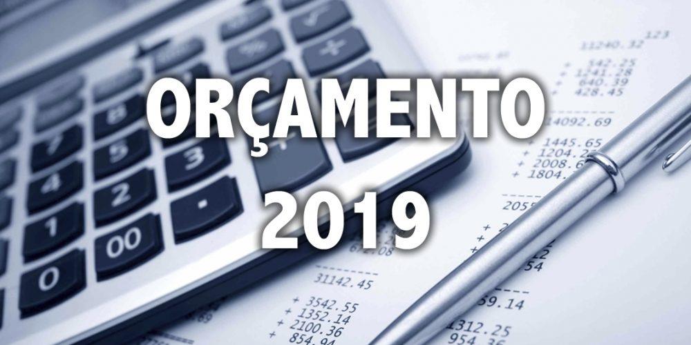 Orçamento da OPP para 2019